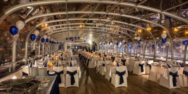Прогулочный корабль-ресторан Bohemia rhapsody